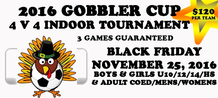Gobbler Cup 2016