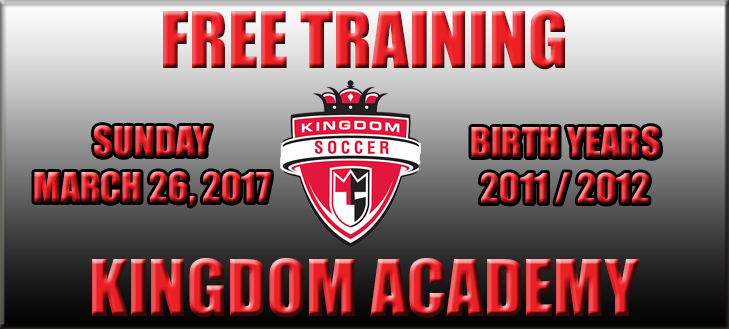 Free training march 26