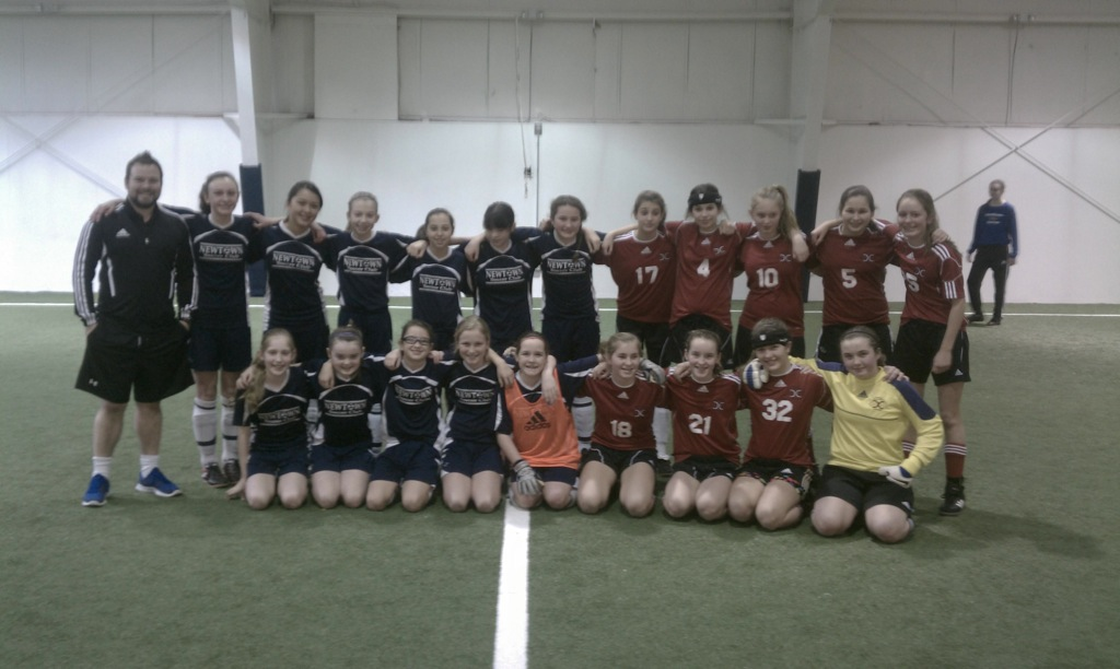 Newtown Panthers and Central CT Extreme